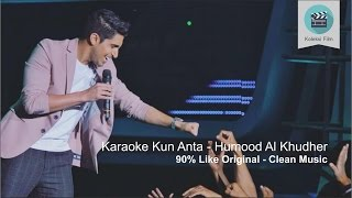 Video Karaoke Kun Anta Humood Alkhudher Tanpa Vokal 90% Like Original download MP3, 3GP, MP4, WEBM, AVI, FLV Desember 2017