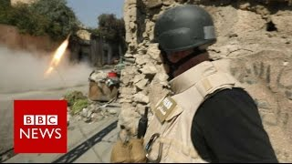 Mosul offensive  Concern grows for civilian safety   BBC News