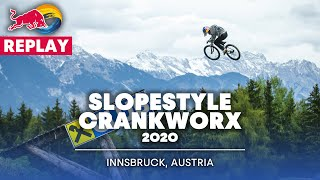 REPLAY Crankworx Slopestyle Finals | Innsbruck 2020