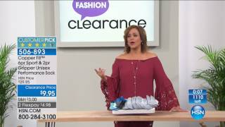 HSN | Copper Fit Clearance 08.01.2017 - 10 AM