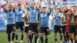 Mundial 2018 – Urugwaj vs Portugalia