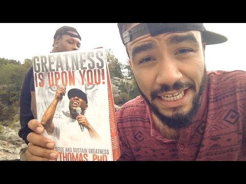 """Greatness Is Upon You"" Top Books For Success 