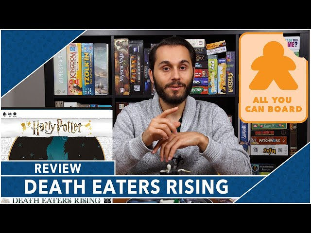 Harry Potter: Death Eaters Rising | A Challenging (Cooperative) Experience!