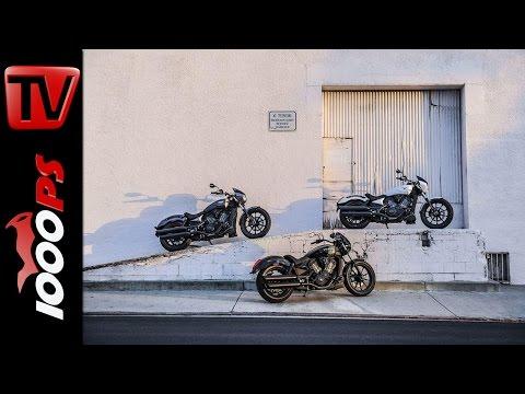 Victory - Neue Modellpalette 2017