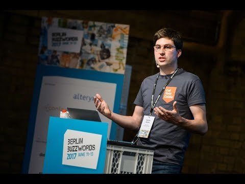 Berlin Buzzwords 2017: Mathieu Bastian - 365 days of Spark! #bbuzz on YouTube