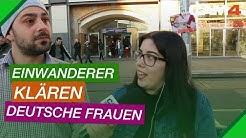 Wie Ausländer sich Deutsche Frauen klar machen