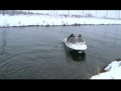 Моторная лодка Сибирь 460