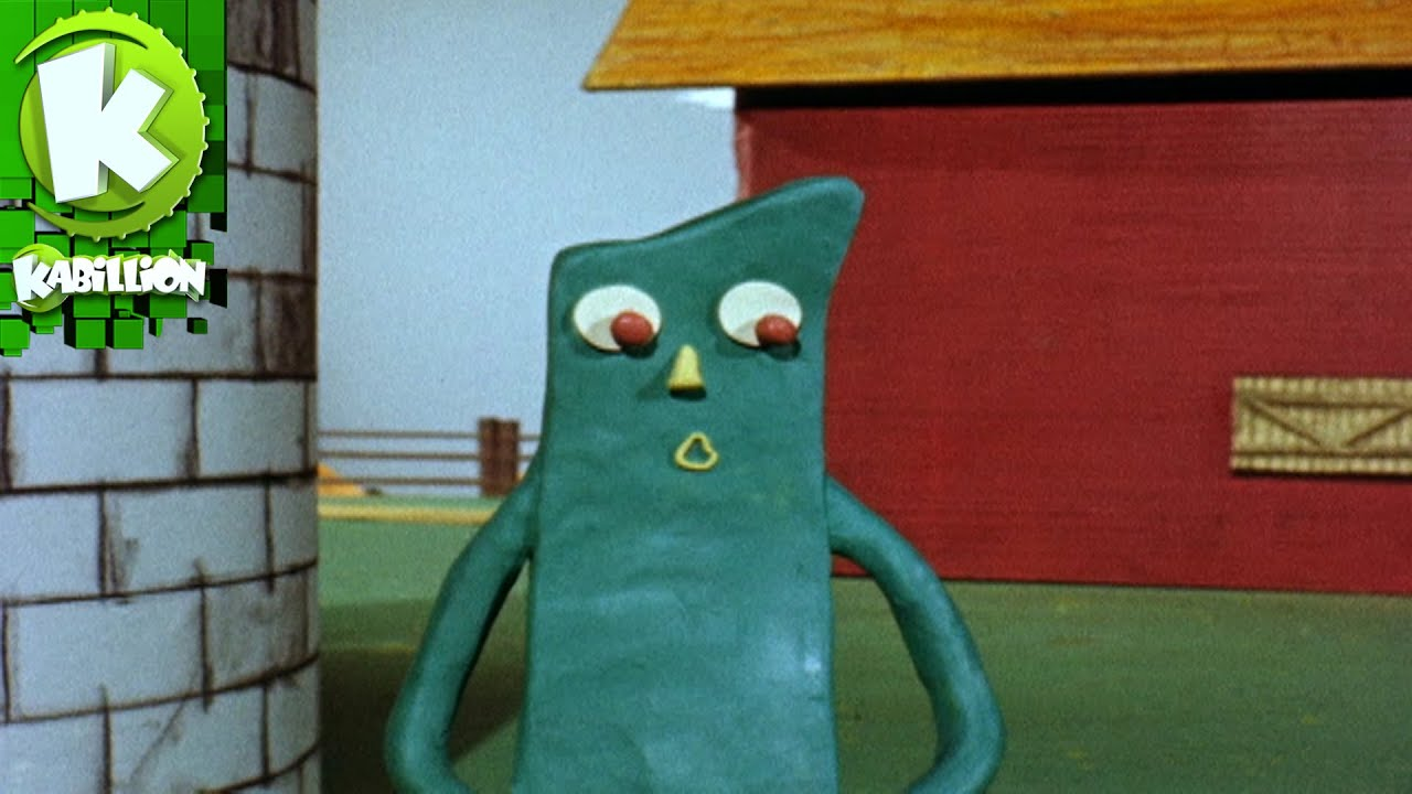 Gumby Ep 4 - The Fantastic Farmer - YouTube