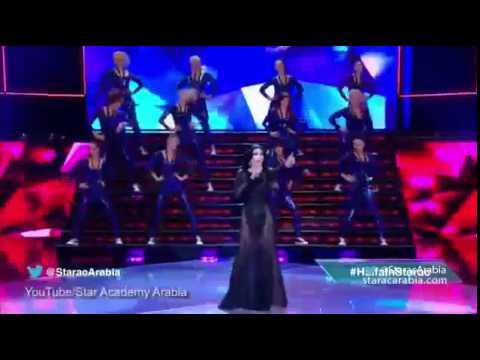 Haifa Wehbe sparks outrage due to her provocative dress