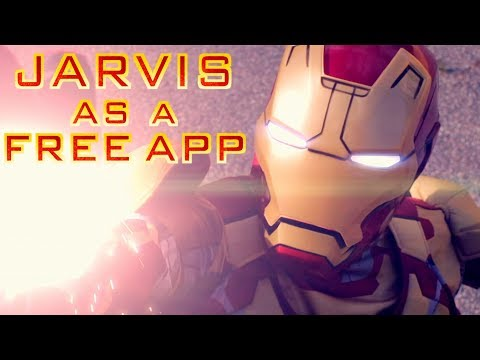 IRON MAN With FREE VERSION OF JARVIS