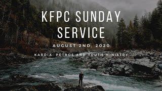 KFPC Virtual Service 08-01-2020