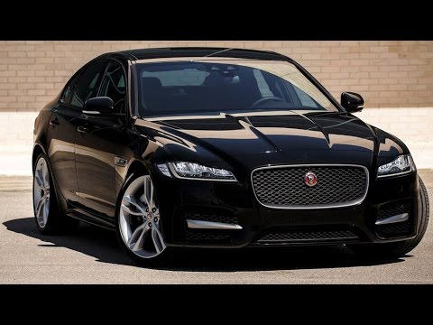 2016 jaguar xf 20d review rendered price specs release date - youtube
