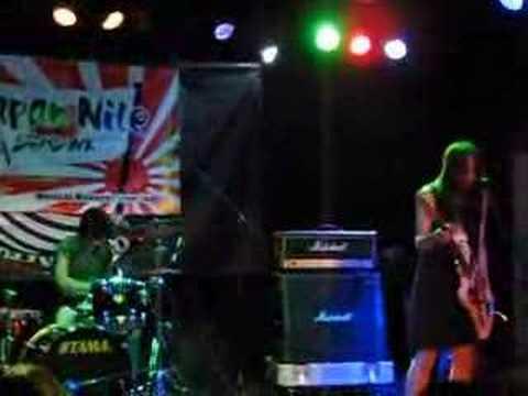 Detroit7 vid clip Japan Nite Hollywood 3-23-08
