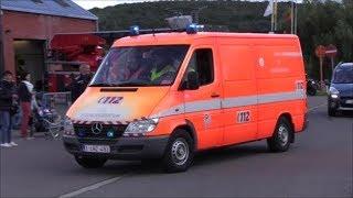 Véhicule de désincarcération - Pompiers Aywaille // VRW FF Aywaille