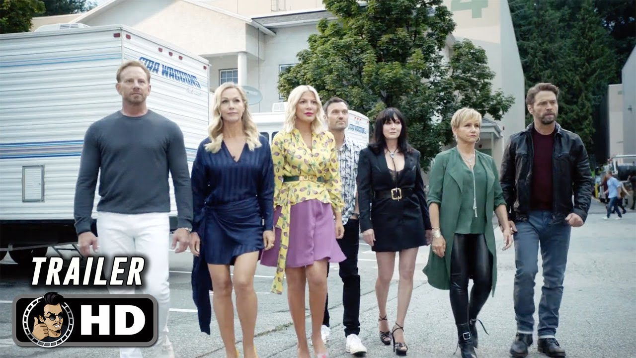 'BH90210' premiere: Is Tori Spelling broke?