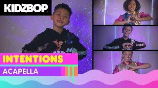 KIDZ BOP Kids - Intentions (At Home Acapella)