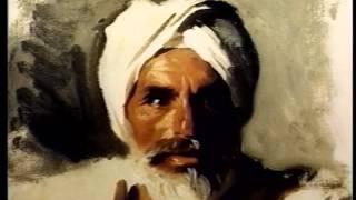 The Portrait Institute   John Singer Sargent's Head of an Arab