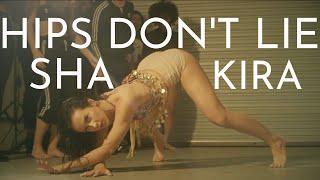 Shakira - Hips Don't Lie - Choreography by Samantha Long - A THREAT Studio