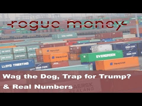 Rogue Mornings - Wag The Dog, Trap for Trump? & Real Numbers (02/08/18)
