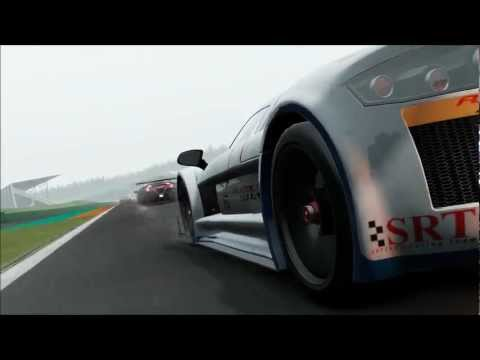 Project Cars - Gumpert Apollo Sport @ Belgian Forest, RACE By Wet Weather (Spa)