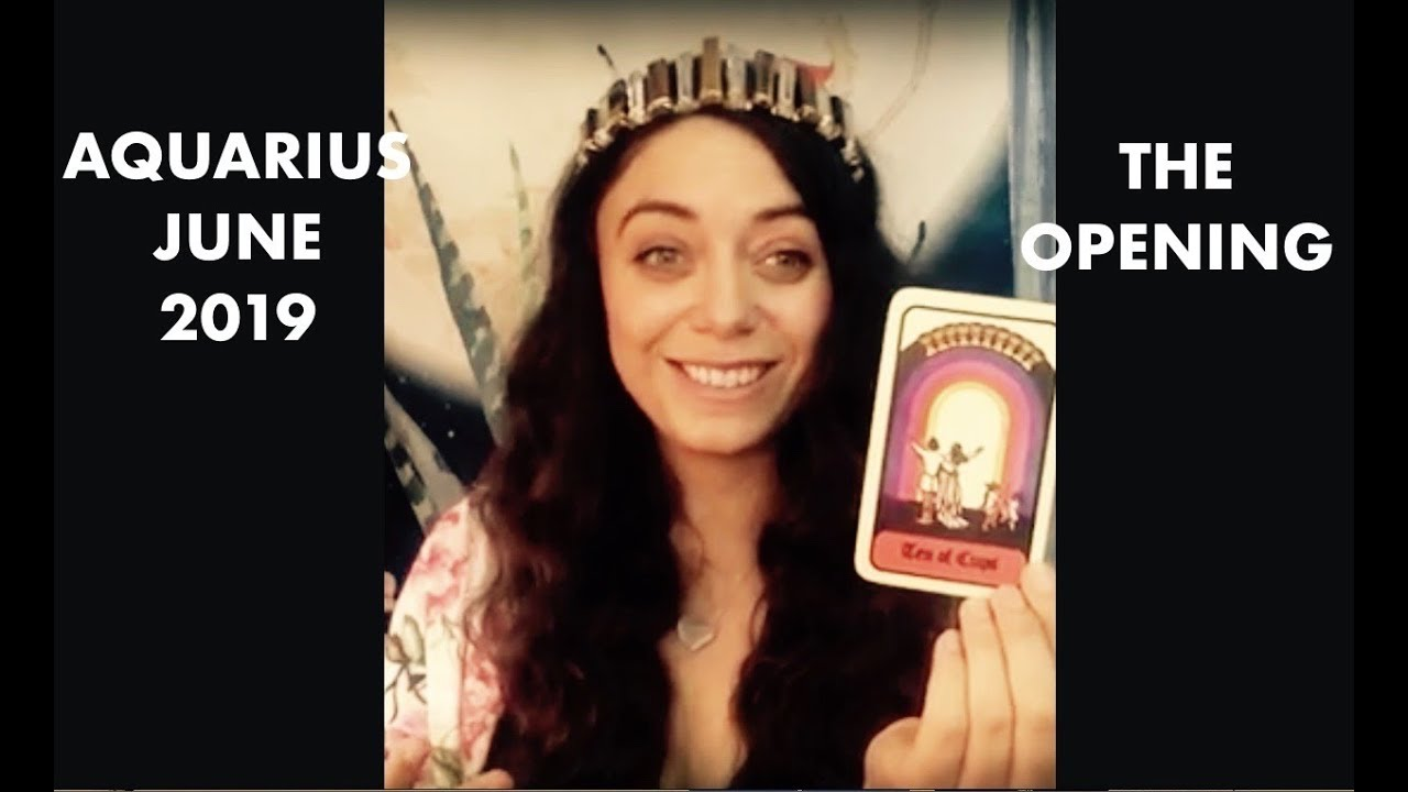 Aquarius June 2019 - This is how the light gets in