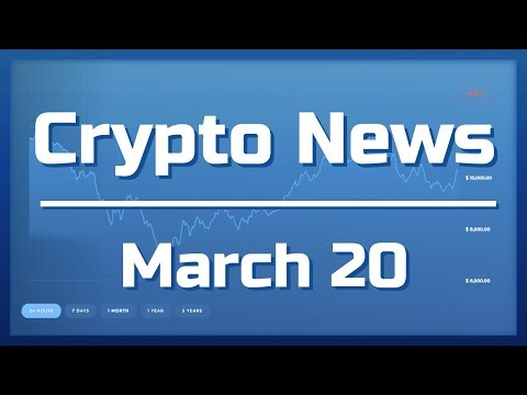 Crypto News Mar 20th, 2018 (BMW, Petro & so much more)