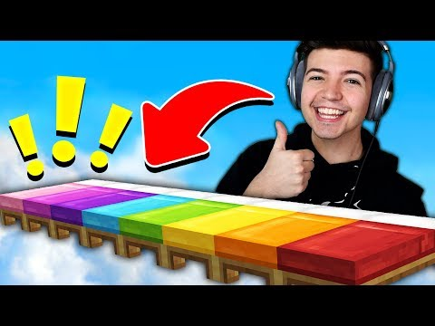 THIS UPDATE CHANGES EVERYTHING!! (Minecraft BED WARS)