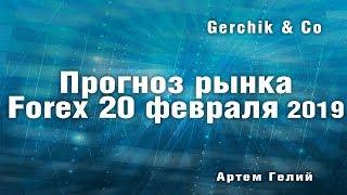 Прогноз форекс на 20.02.2019