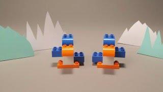 レゴ デュプロで、お子さまと一緒にペンギンを作ってみてはいかが? レ...
