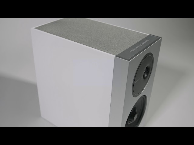 Definitive Technology – Introducing the Demand Series Bookshelf Speakers (White)