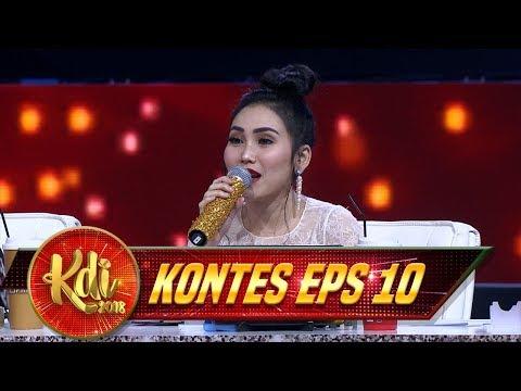 Ciee ,Joko Dapet Pujian Dari Ayu Ting Ting - Kontes KDI Eps 10 (17/8)