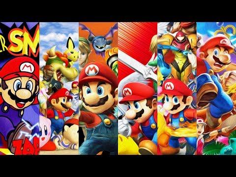 Super Smash Bros   Ultimate Theme Mashup thumbnail