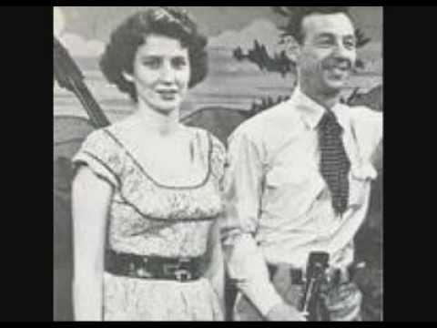 Hank Snow & Anita Carter  Mockin Bird Hill 1962