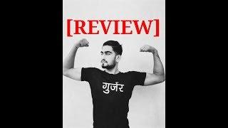 Hindi rap song 2017(review)FT Addy Nagar & Khatri Main Bhi Gurjar Hoon