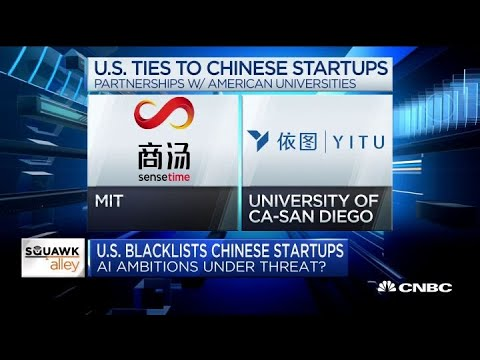 MIT And Goldman Sachs Review China Partnerships After US Blacklisted Chinese Companies