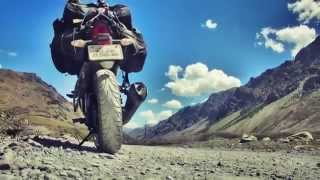 Riding To The Top Of The World : Leh - Ladakh Roshan Alexander