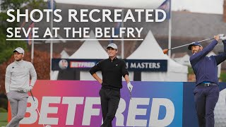 Shots Recreated: Seve at The Belfry