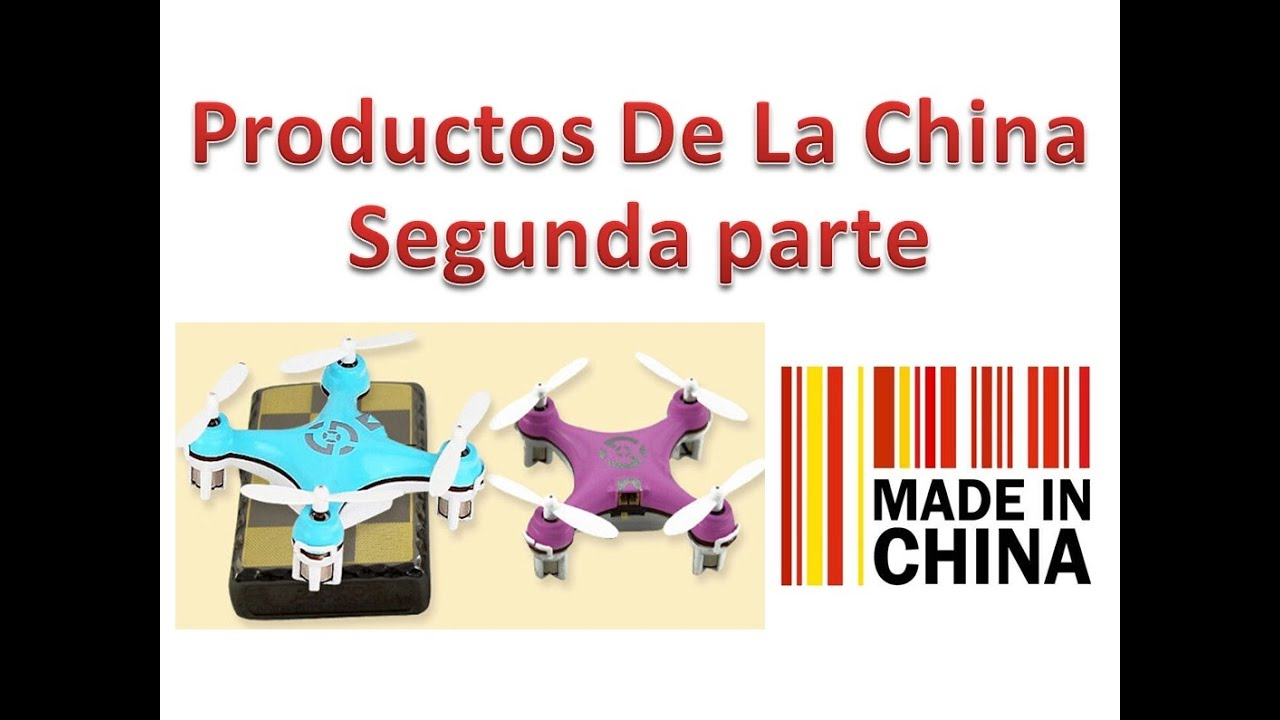 Productos de la china para importar youtube - Productos para la carcoma ...