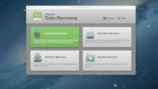 iSkysoft Data Recovery - Alternative to Pandora Recovery for Mac OS X El Capitan