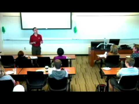 We Nudge and You Can Too: Brown Bag Presentation at University of Nebraska--Omaha