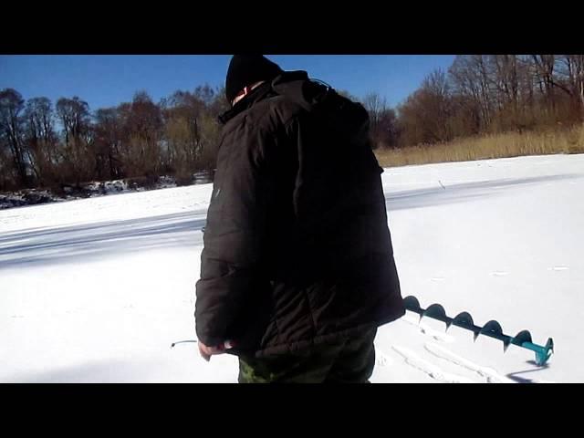 Все... хватит зимней рыбалки на этот год