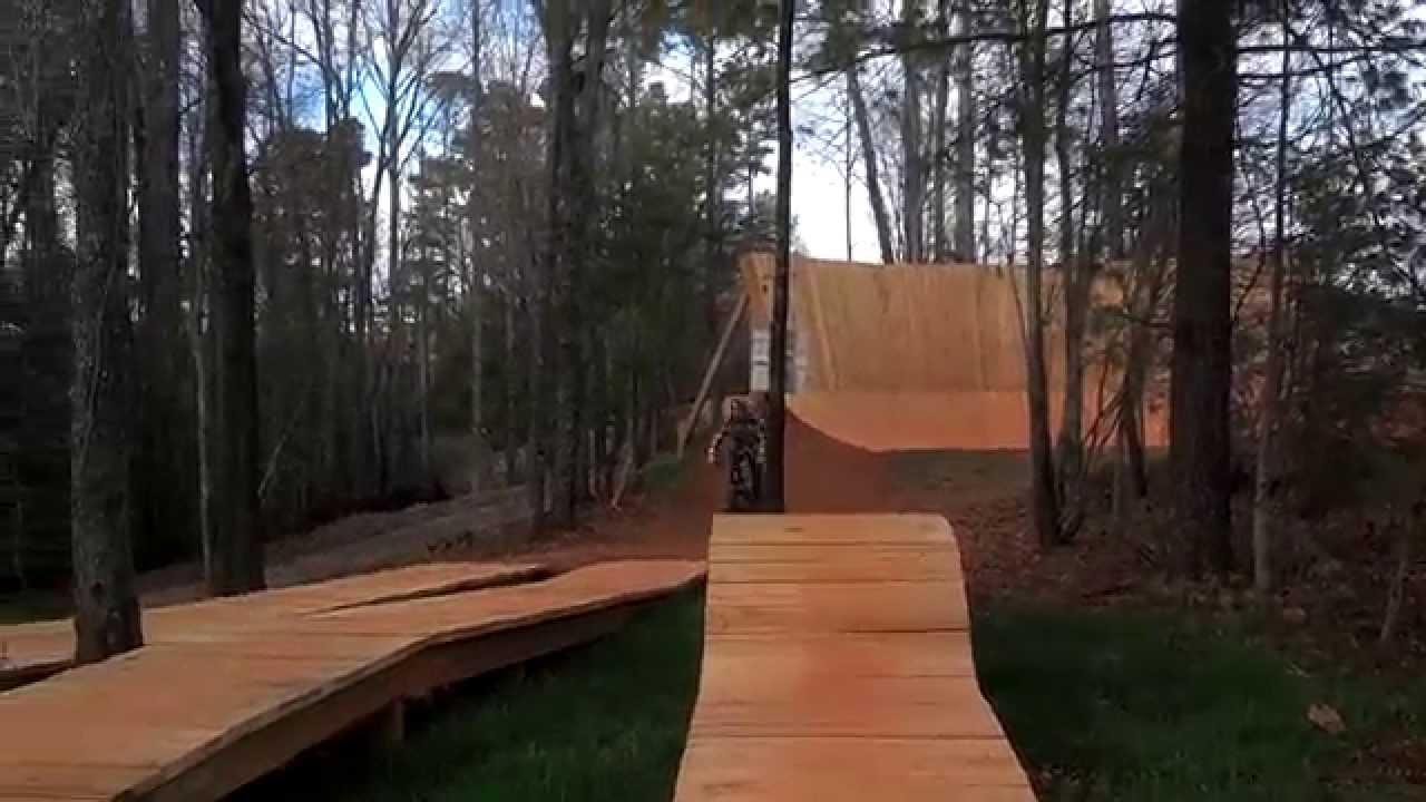 Pickens South Carolina Dj Park Town Creek Jumps Mtb Trident Trail