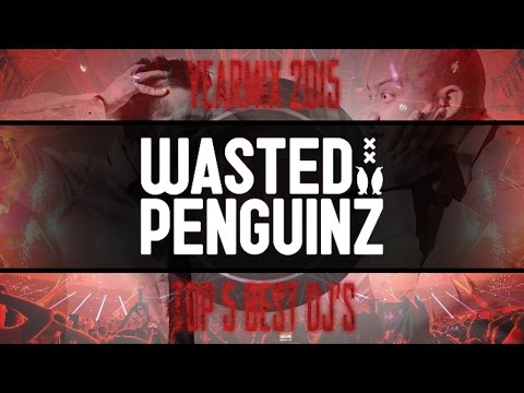 Yearmix 2015: Top 5 Best DJ's   #2 - Wasted Penguinz