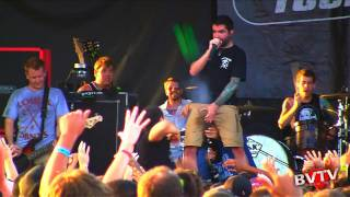 "A Day To Remember - ""All I Want"" Live in HD! at Warped Tour 2011"
