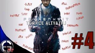 Nostalji : Fahrenheit Türkçe Altyazılı Bölüm 4 : Korku İle Yüzleşmek