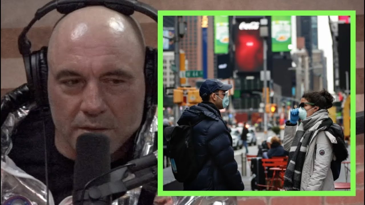 Joe Rogan Ponders Long Term Effects of Coronavirus Lockdown