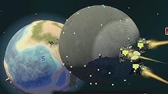 Planetary Annihilation - Preview-Video zur Beta-Version: Mit Planeten auf Spatzen schießen