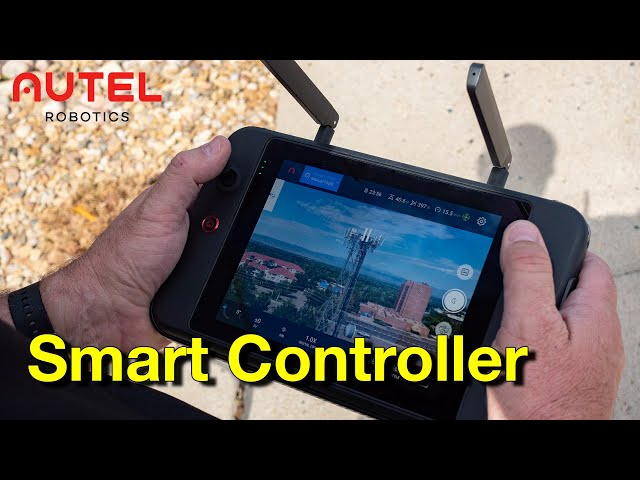 Autel Smart Controller - Watch this first!