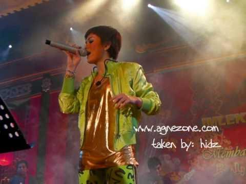 Agnes Monica - Yue Liang Dai Biao Wo De Xin - Sun City