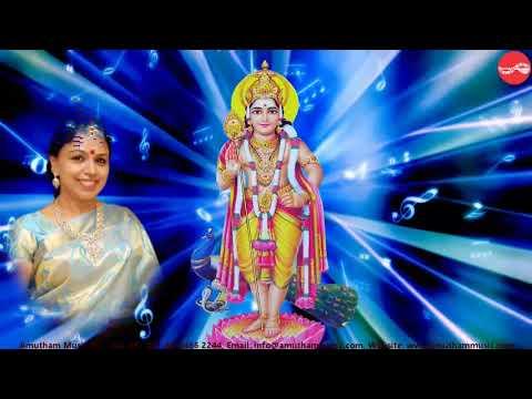 Thiruppugazh  - Tamizh Malai - Sudha Ragunathan (Full Verson)